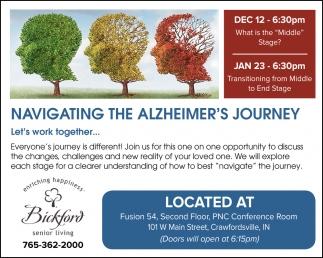 Navigating the Alzheimer's Journey