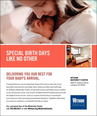 Special Birth Days Like No Other