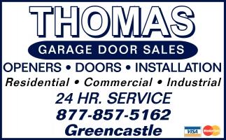 Openers, Doors & Installation