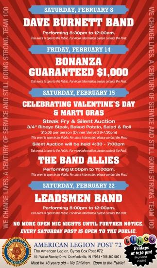Dave Burnett Band