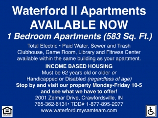 Waterford II Apartments
