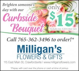 Cubrside Bouquet