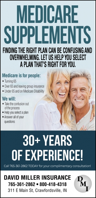 30+ Years of Experience!