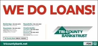 We Do Loans!