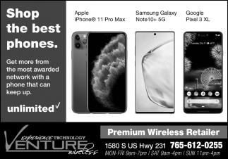 Premium Wireless Retailer